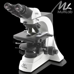 microscop cu contrast faza 100X