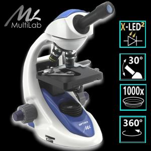 microscop monocular